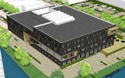Samenwerking Noes Fiolet Studio's met IJssel College in Capelle
