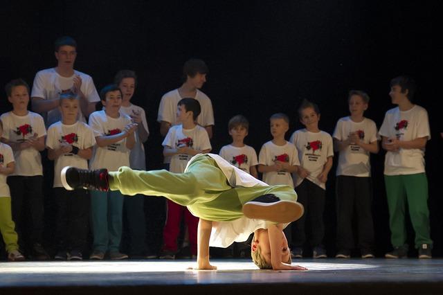 Dansmavo IJsselcollege/Noes Fiolet