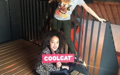 Top show van Coolcat Selectie 3 Noes Fiolet
