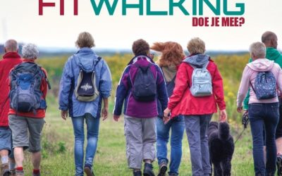 Uitnodiging Fitwalking 2 september Wouwse plantage