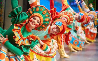 Caractère danslessen voor selectie klassen en geintreseerden