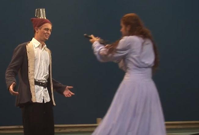 De Piratenkoningin: Jongerentheater Quint